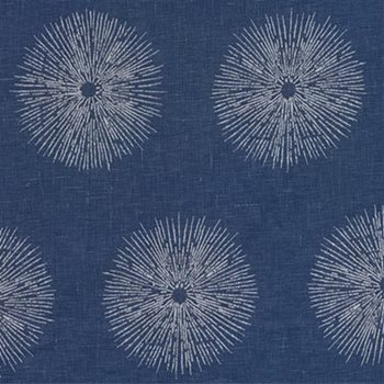 GWF-2809.513 Sea Urchin Teal/Dove by Groundworks
