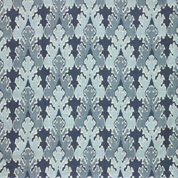 GWF-2811.515 Bengal Bazaar Teal by Groundworks