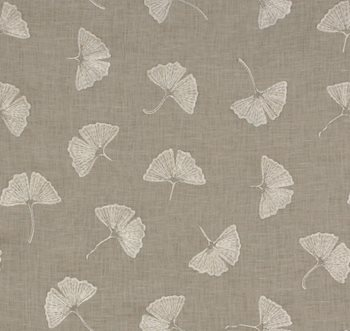 GWF-3009.11 Gingko Sheer Grey by Groundworks