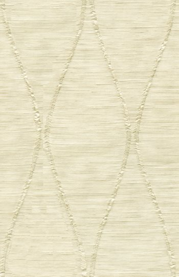 GWF-3047.16 Ondule Sheer Flax by Groundworks