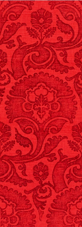 GWF-3433.919 Bargello Scarlet by Groundworks