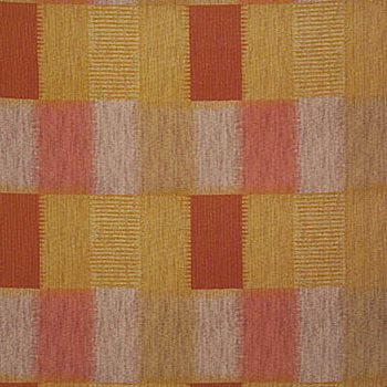 Ikat Plaid Print 909 by Groundworks