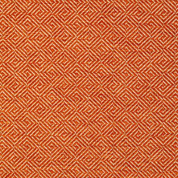 ISH003-OR01 Ishan Orange by Pindler