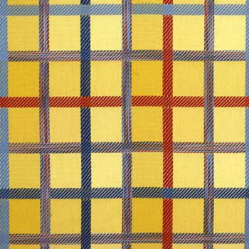 KALAHARI PLAID.SUN Kalahari Plaid Sun by Groundworks