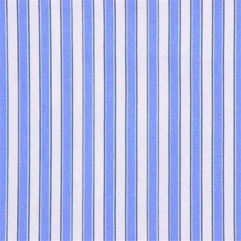 LA1030510 Cricket Stripe Sapphire By Laura Ashley