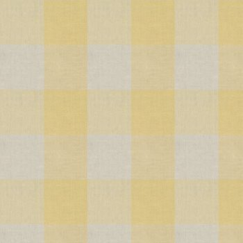 LCF28503F Bedford Gingham Yellow by Ralph Lauren