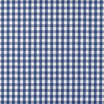 LCF60370F Tanager Gingham Blue by Ralph Lauren