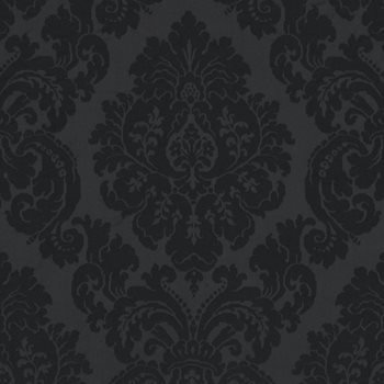 LCF65059F Albertine Damask Jet by Ralph Lauren