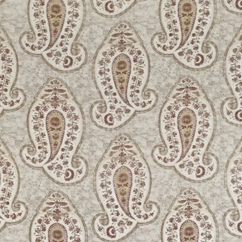 LCF67790F Stepping Stone Paisley Clay by Ralph Lauren