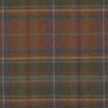 LFY50395F Thirlestone Plaid Woodland by Ralph Lauren