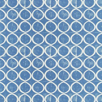 PBFC-3520.5 Circles Wallpaper Azure by Lee Jofa