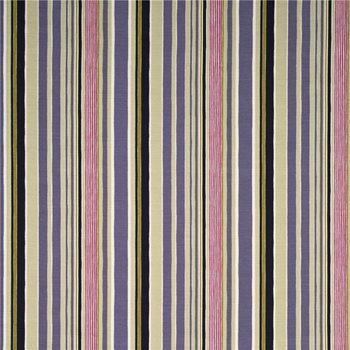 PP50360.6 Mallow Stripe Damson/Mauve/Taupe by Baker Lifestyle