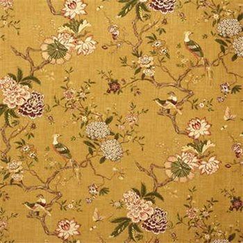 R1398 1 Oriental Bird Gold By G P J Baker