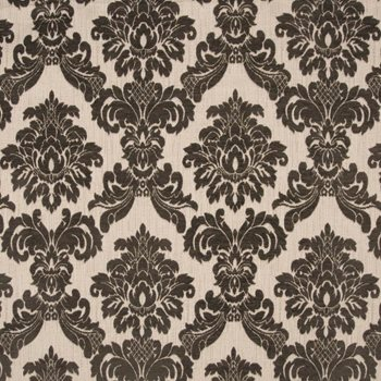 Rotenburg Damask Cocoa by Kasmir