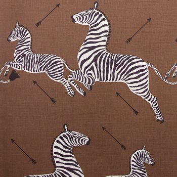 16496-003 Zebras Print by Scalamandre