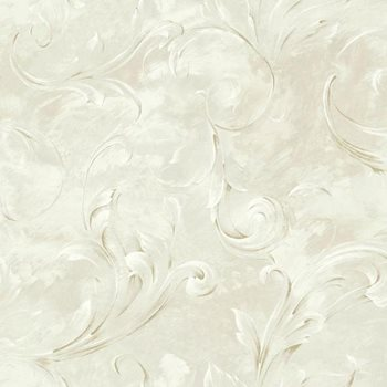 670b6d1a06 SH5597 Vintage Luxe LG Arch Scroll Wallpaper by York