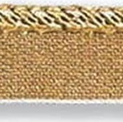 T30208.4 Petite Cord W/Flange Gold by Kravet Couture