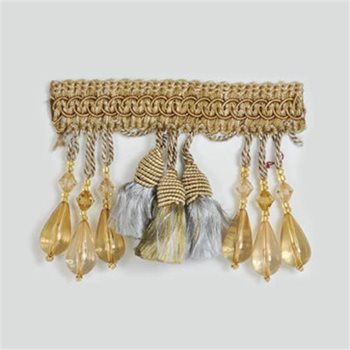 T30492.106 Beaded Tassel by Kravet Design