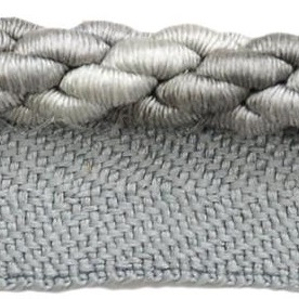 T30560.11 Tonal Cord Grey Frost by Kravet Couture
