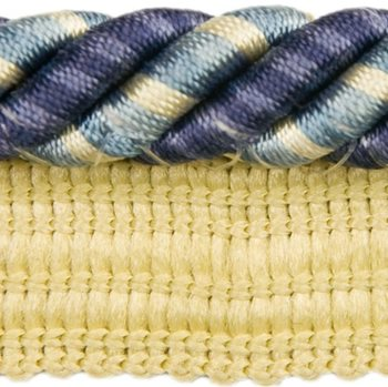 T30587.515 Luxe Cord Bluejay by Kravet Basics