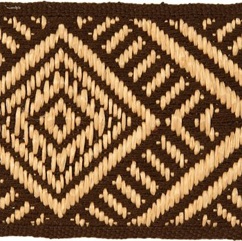 T30609.616 Bistro Braid Mulch by Kravet Design