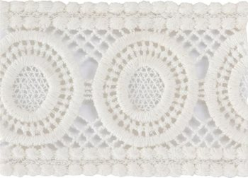 T30628.1 Vintage Lace Naturelle by Kravet Couture