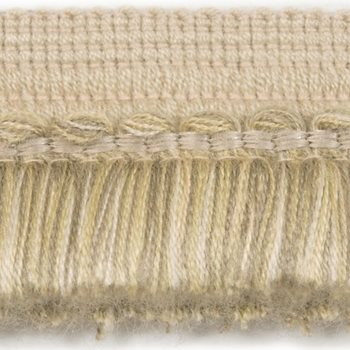 TA5237.106 Brush Fringe Flax by Kravet Couture