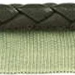 TA5254.30 Braided Leather Cord Wlip by Kravet Design
