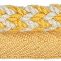 TA5323.14 Vine Cord Banana by Kravet Design