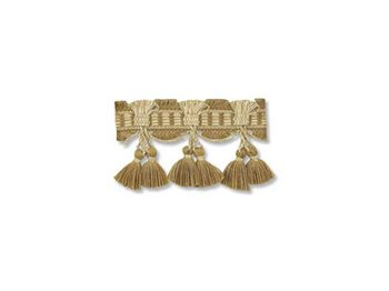 TL10017.414 Perandor Tassel Fringe Gold by Lee Jofa