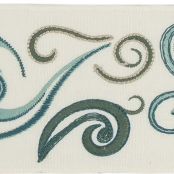 TL10141.13 Noble Border Aqua by Groundworks
