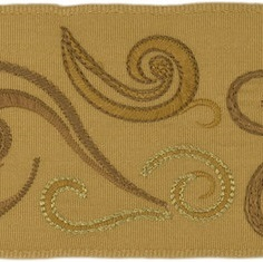 TL10141.40 Noble Border Gold by Groundworks