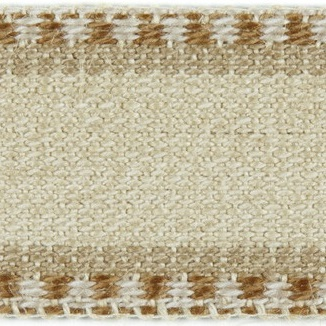 TL10169.166 Danakil Tape Beige/Camel by Lee Jofa