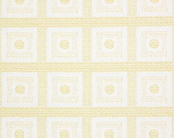 WR2395-001 Counterpoint Lemon Drop by Scalamandre